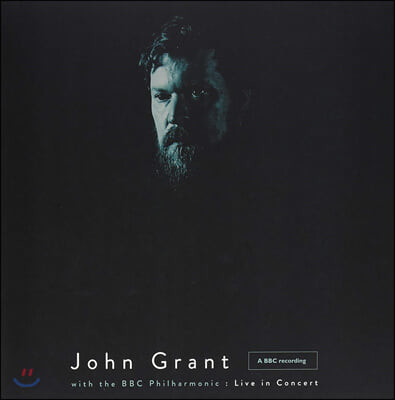 John Grant and the BBC Philharmonic Orchestra (존 크랜트 앤 더 BBC 필하모닉 오케스트라) - Live in Concert [2LP]