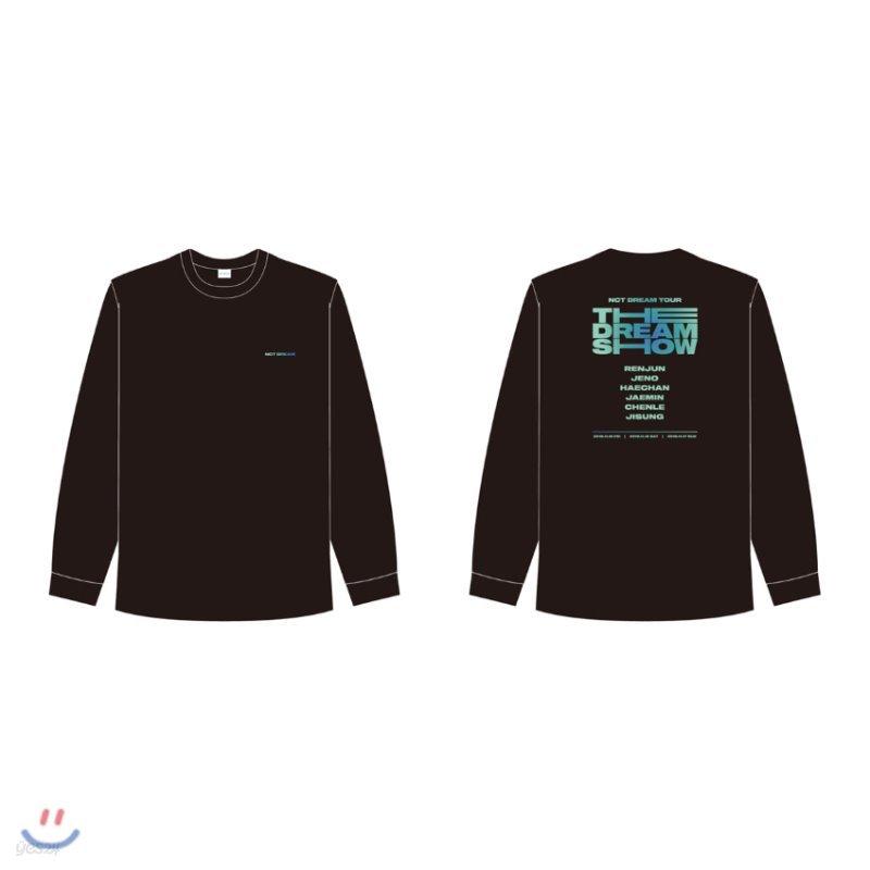 NCT DREAM THE DREAM SHOW 슬릿 스웨트셔츠