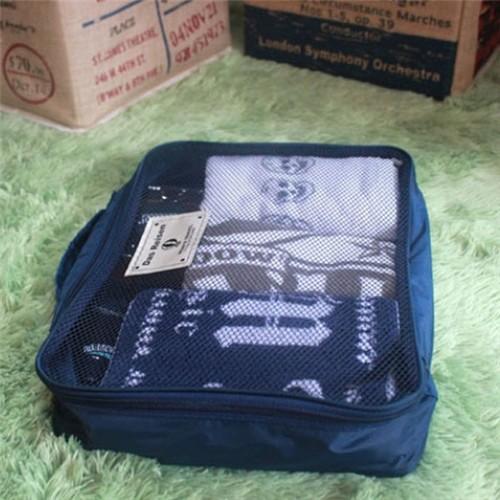 [하이모리] TRAVEL MESH BAG [트래블백/메쉬백/메쉬파우치/트렁크백/트렁크파우치/여행보조가방/여행용품/여행정리백/메쉬]