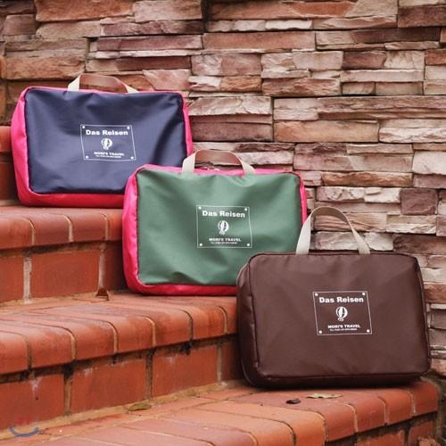 [하이모리] 리틀 트렁크 Travel Overnight Bag [트렁크백/트렁크파우치/여행보조가방/여행용품/여행정리백/메쉬]