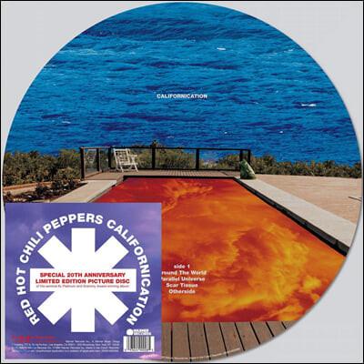 Red Hot Chili Peppers (레드 핫 칠리 페퍼스) - Californication [픽쳐 디스크 2LP]