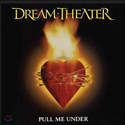 Dream Theater (드림시어터) - Pull Me Under [12인치 투명 옐로우 컬러 싱글 Vinyl]