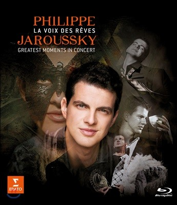 Philippe Jaroussky 필립 자로스키 베스트 콘서트 영상 블루레이 (La voix des reves - Greatest Moments on Concerts)