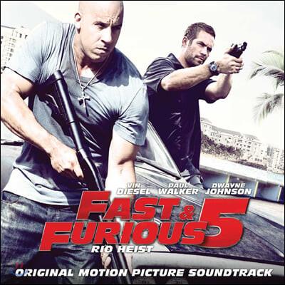 분노의 질주: 언리미티드 영화음악 (Fast & Furious 5 OST)