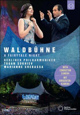 Tugan Sokhiev 2019 베를린 필 발트뷔네 콘서트 (Waldbuhne 2019 - Midsummer Night Dreams)