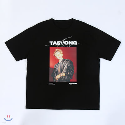 슈퍼엠 (SuperM) - AR T-SHIRT [TAEYONG]
