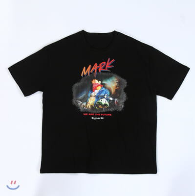 슈퍼엠 (SuperM) - AR T-SHIRT [MARK]
