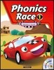 Phonics Race 1 : Studentbook + Workbook + CD