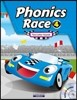 Phonics Race 4 : Studentbook + Workbook + CD