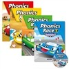 Phonics Race 1-4 Set : Studentbook + Workbook + CD