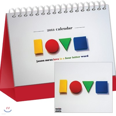 Jason Mraz - Love Is A Four Letter Word (Deluxe Edition)