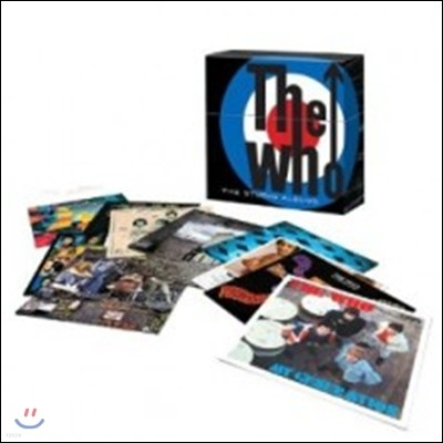Who - The Studio Albums (Limited Box Set)