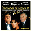 ���ְ�, ����, ����� - ũ�������� �� �񿣳� (Domingo, Sissel, Aznavour - Christmas in Vienna III) - Placido Domingo