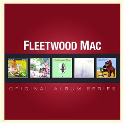 Fleetwood Mac - Original Album Series (Remastered)(5CD Box Set)