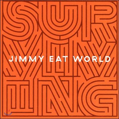 Jimmy Eat World (지미 잇 월드) - 10집 Surviving