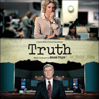 트루스 영화음악 (Truth OST by Brian Tyler)
