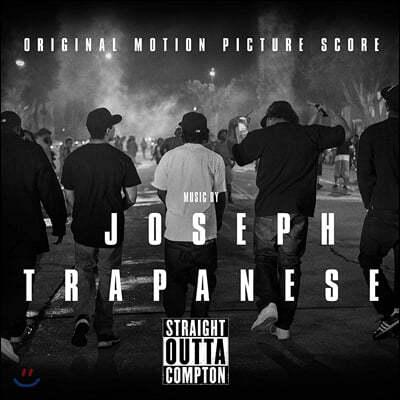 스트레이트 아웃 오브 컴턴 영화음악 (Straight Outta Compton OST Joseph Trapanese)