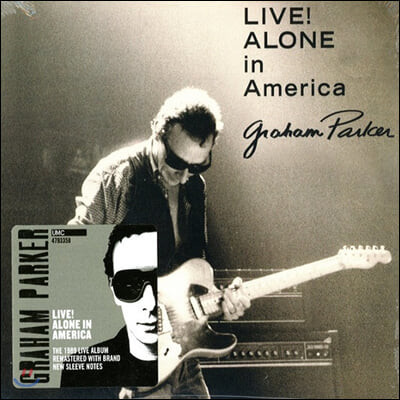 Graham Parker (그래험 파커) - Live! Alone In America