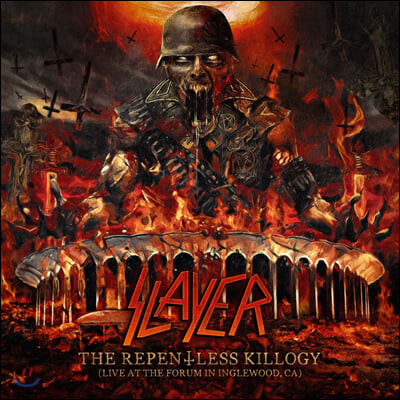 Slayer (슬레이어) - The Repentless Killogy…Live At The Forum