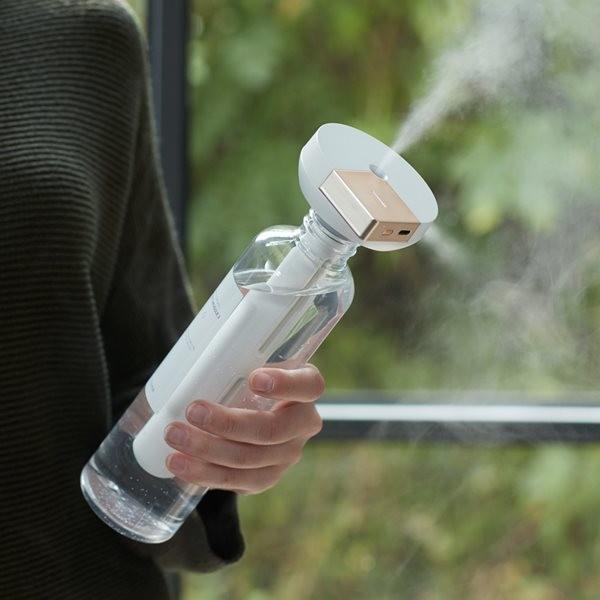 워터캡슐2 무선 스틱 생수병 가습기