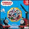 Thomas & Friends Bubble Magnets : 토마스와 친구들 마그넷 북