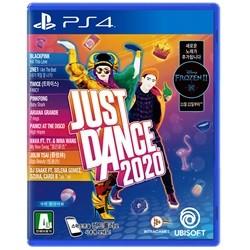 PS4 저스트댄스 2020 한글판