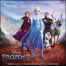 겨울왕국 2 애니메이션 음악 [영어 버전] (Frozen 2 OST by Kristen Anderson-Lopez / Robert Lopez)