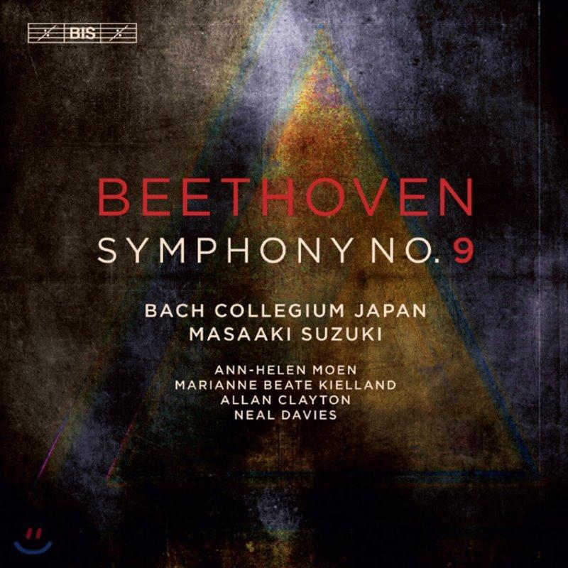 Masaaki Suzuki 베토벤: 교향곡 9번 (Beethoven: Symphony Op. 125)