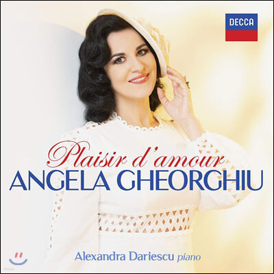 Angela Gheorghiu 안젤라 게오르규 가곡집 '사랑의 기쁨' (Plaisir d'amour)