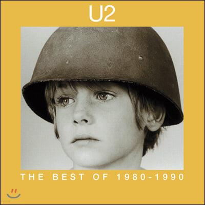 U2 (유투) - The Best Of 1980 - 1990