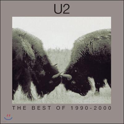 U2 (유투) - The Best Of 1990 - 2000