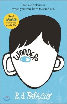 Wonder (영국판) : 줄리아 로버츠 주연 영화 `원더` 원작 소설
