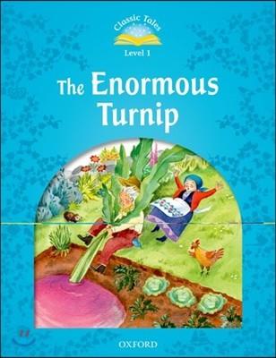 Classic Tales Level 1 : Enormous Turnip