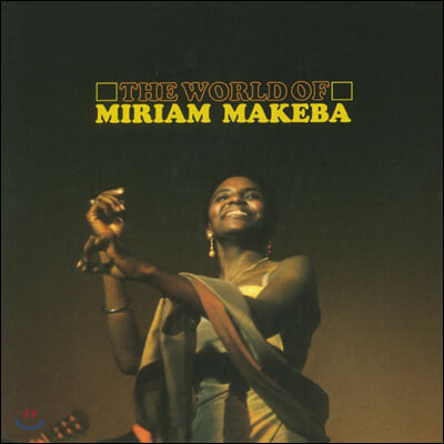 Miriam Makeba (미리암 마케바) - The World Of Miriam Makeba [LP]