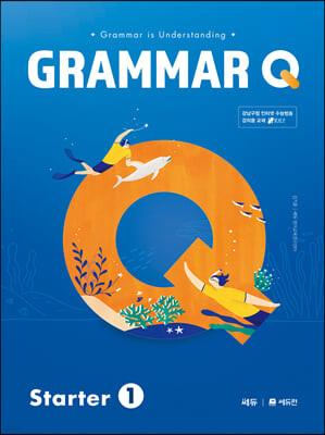 Grammar Q Starter 1