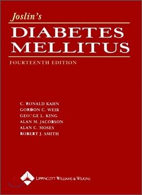 Joslin's Diabetes Mellitus, 14/E