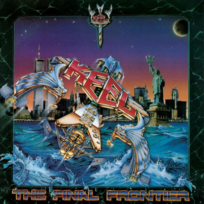 Keel - Final Frontier (Collector's Edition)