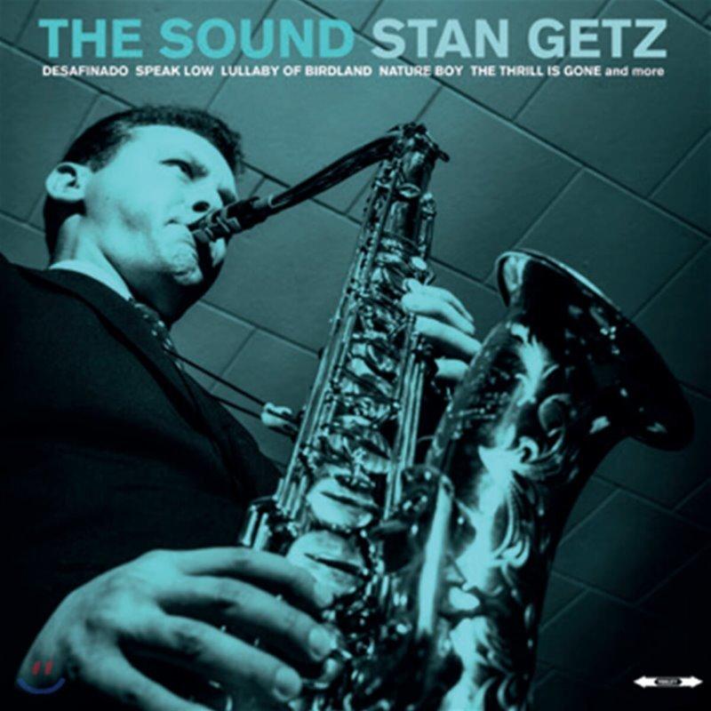 Stan Getz (스탄 게츠) - The Sound of Stan Getz [LP]
