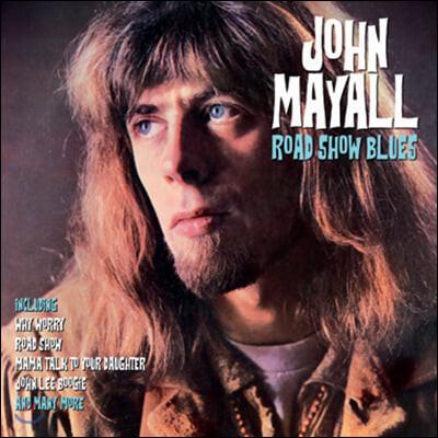 John Mayall (존 메이올) - Road Show Blues [LP]