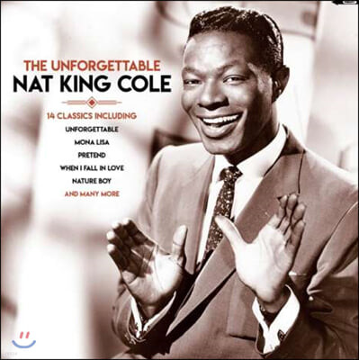 Nat King Cole (냇 킹 콜) - The Unforgettable [LP]