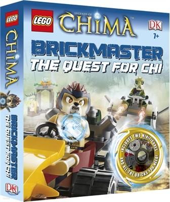 레고 브릭마스터 키마 Lego Brickmaster : Legends of Chima : The Quest for Chi