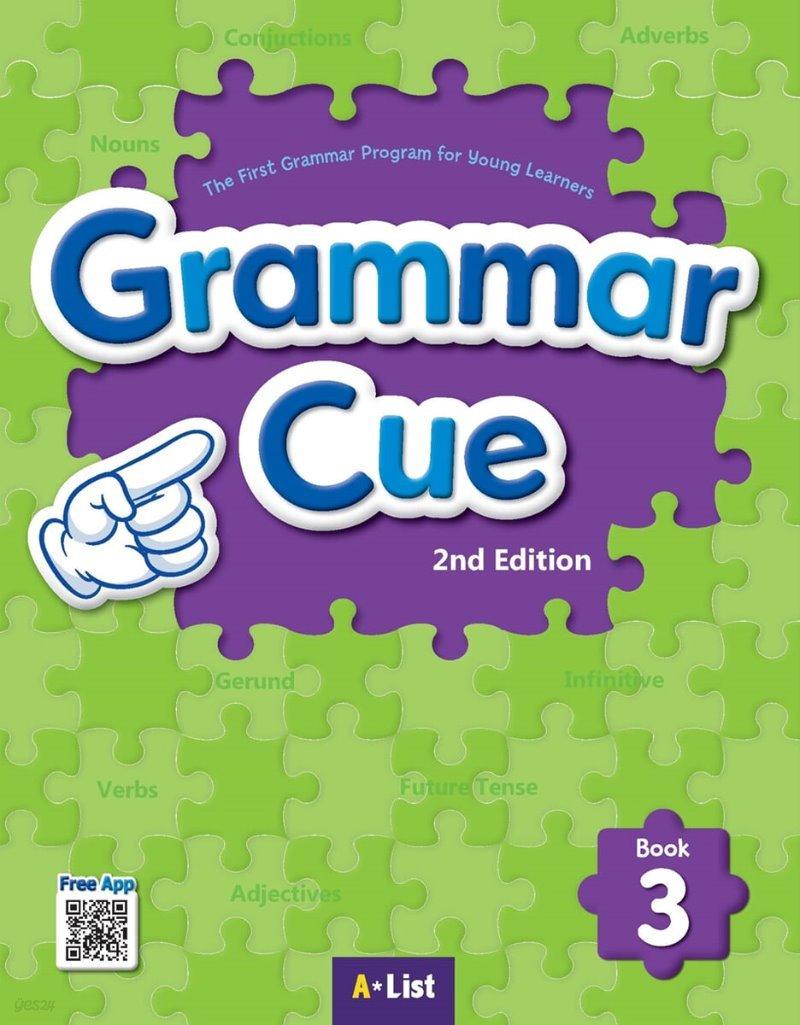 Grammar Cue 3 Set, 2/E