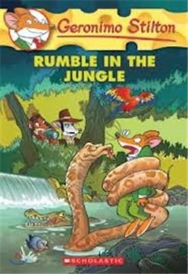 Geronimo Stilton #53 : Rumble in the Jungle