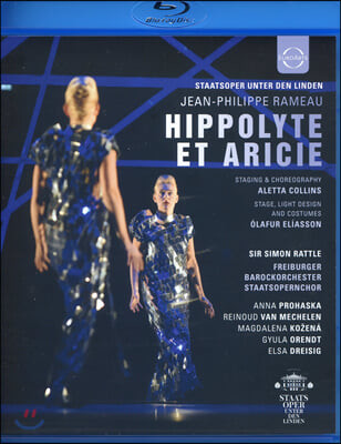 Simon Rattle 라모: 오페라 '이폴리트와 아리시' (Rameau: Hippolyte et Aricie)