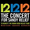 12-12-12 The Concert For Sandy Relief