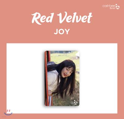 레드벨벳(Red Velvet) - 캐시비 교통카드 [조이 ver.]