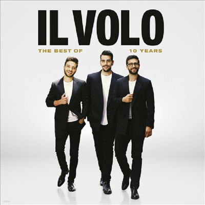 10 Years - The Best Of (CD+DVD) - Il Volo