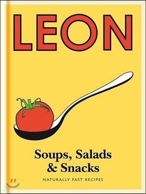 Little Leon: Soups, Salads & Snacks