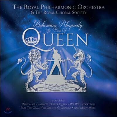 왕립 합창단이 부르는 퀸 음악 작품집 (Bohemina Rhapsody - The Music of Queen) [LP]