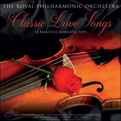 로열 필하모닉 오케스트라가 연주하는 사랑 노래 모음집 (Classic Love Songs) [LP]